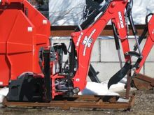Woods BH90X Backhoe