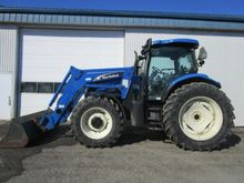 2004 New Holland TS135A Tractor