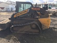 2012 New Holland C232 Skid stee