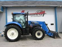 2013 New Holland T7-210 Tractor