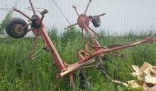 PZ Fanex 500 Hay Equipment
