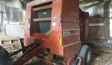 Hesston 846A Presse à balles ro