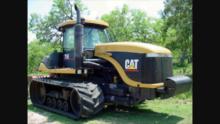 Cat 75E Tracteur