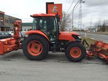 2011 Kubota M7040DTHSC1 Tractor