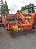 Grimme RL3600 Windrower
