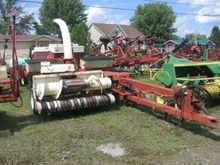 Hesston 7150 Forage Harvester