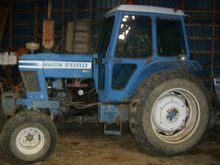 1980 Ford 7700 Tractor unit