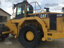 Used 2017 CATERPILLA
