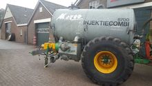 1992 Meyco 6700 manure tank