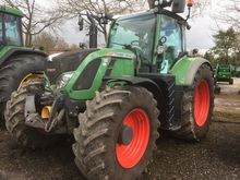Used 2013 Fendt 720
