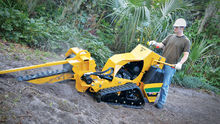 RTX250 Trenchers-Plows-Rockwhee