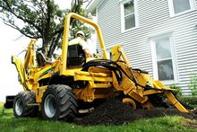 RTX550 Trenchers-Plows-Rockwhee