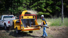 BC1000XL Gas Brush Chipper