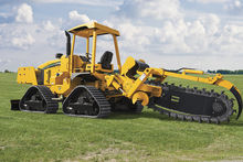 RTX1250 Trenchers-Plows-Rockwhe