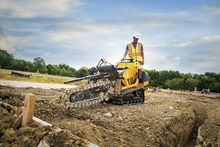 FTX25 Trenchers-Plows-Rockwheel