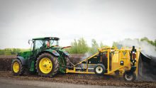 CT612 Compost Turner