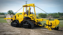 XTS1250 Trenchers-Plows-Rockwhe