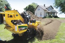 RTX200 Trenchers-Plows-Rockwhee