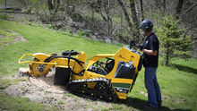SC30TX Stump Cutter