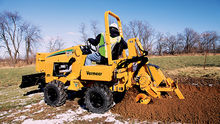 RTX450 Trenchers-Plows-Rockwhee