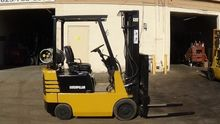 1997 Cat GC15KLP Forklift