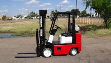 1991 Nissan CPH01A18PV Forklift