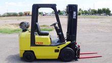 1996 TCM FCG25T7T Forklift