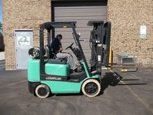1999 Cat GC25K Forklift
