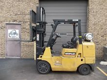 1999 Cat GC40K Forklift