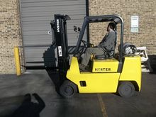 1988 Hyster S60XL Forklift