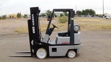 Used 1993 Nissan KCP