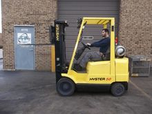 2001 Hyster S50XM Forklift
