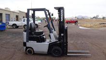 2003 Nissan CPJ01A15PV Forklift