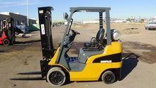 2009 Cat C5000 Forklift