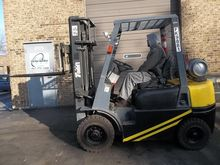 1996 Tailift FG25 Forklift