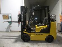 2010 Hyundai H25LC7 Forklift