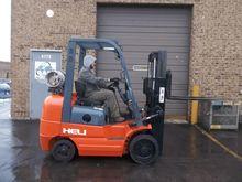 2008 Heli CPYD25C-TY Forklift