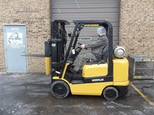 2000 Cat GC25K Forklift