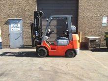2006 Hyster S40FTS Forklift