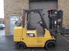 2008 Cat GC40K3 Forklift