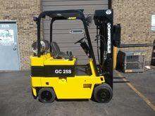 1998 Daewoo GC25S Forklift