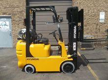 2005 Hyundai HLF15C-5 Forklift
