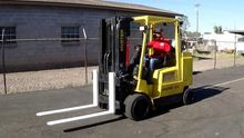 2002 Hyster S120XMS Forklift