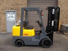 2005 TCM FCG25H3 Forklift