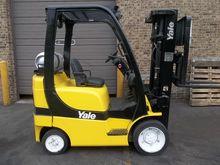 2006 Yale GLC050VXNVSE083 Forkl