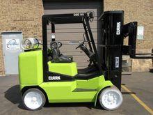 1998 Clark CGC55 Forklift