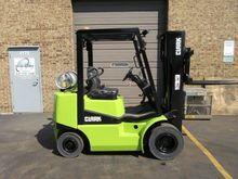 2000 Clark CGP25 Forklift