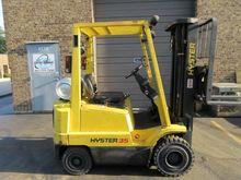 1995 Hyster H35XM Forklift