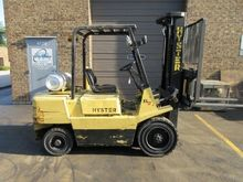 1989 Hyster H60XL Forklift
