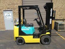2000 Komatsu FG15HT-16 Forklift